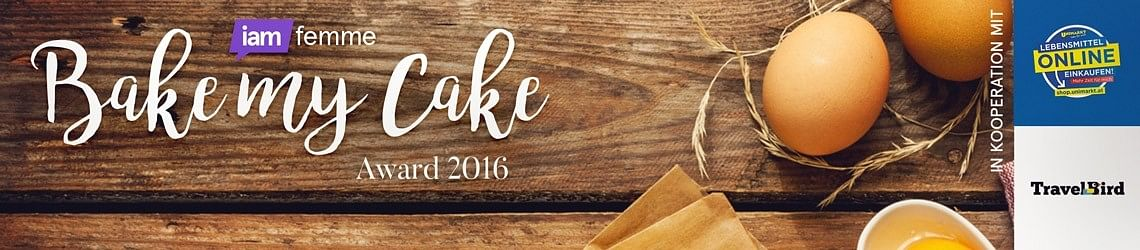 Bake my Cake Award 2016
