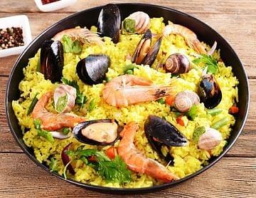 Paella für Spanien
