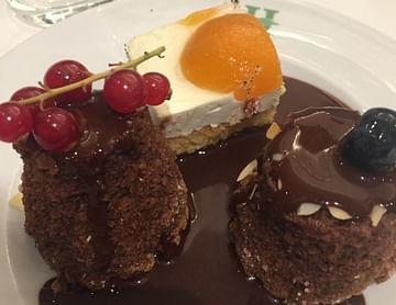 Schokolade für die Schweiz