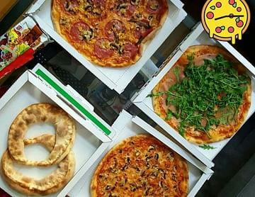 Pizza geht immer (:
