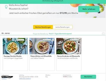 20€ Marley Spoon Gutschein für Studierende