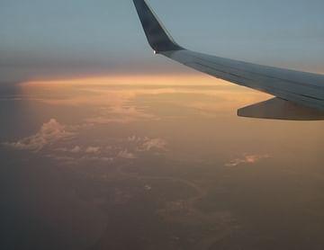 Ein Flug nach México
