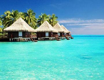 Urlaub an den Malediven mit meinem Freund