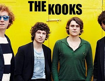 Karte für das 'the kooks' konzert in wien für meine beste Freundin ❤️