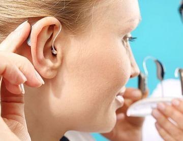 Hörgeräte für meine Mutter