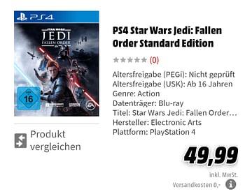 Playstation 4-Spiel