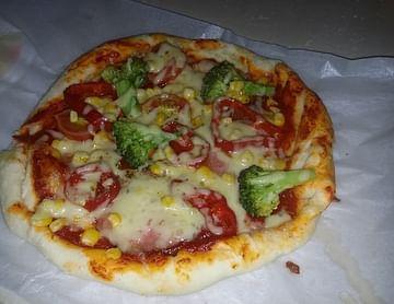 Pizza für Italien