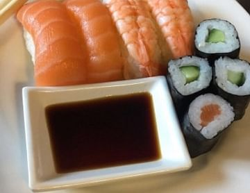 Sushi for Japan ??