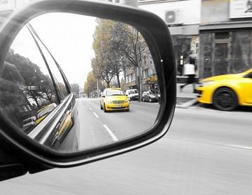 Chasing Cabs