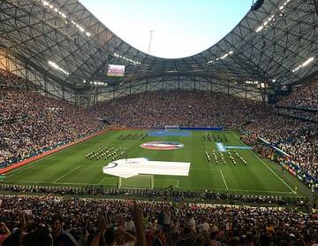im Stadion wie 2016 :-)
