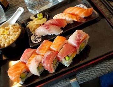 bestes Sushi