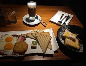 1+1 gratis Frühstück - lutz