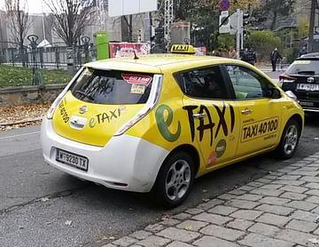 e - taxi