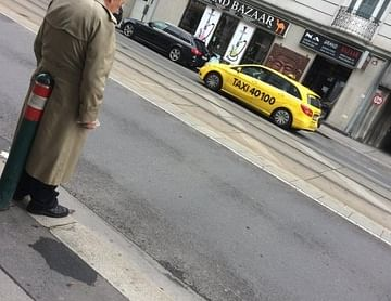 yellow old fellow