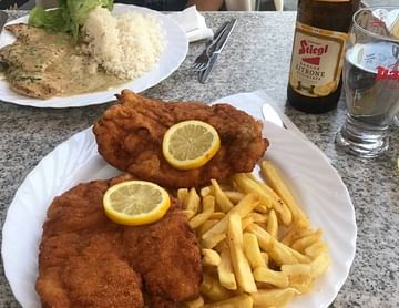 schnitzel for austria