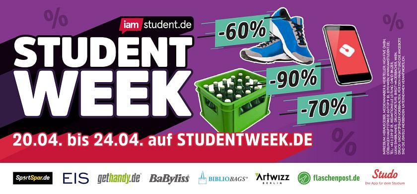 iamstudent.de Student Week