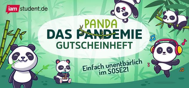Das PANDAmie Gutscheinheft