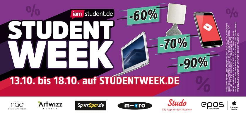 iamstudent.de Student Week WiSe 19/20