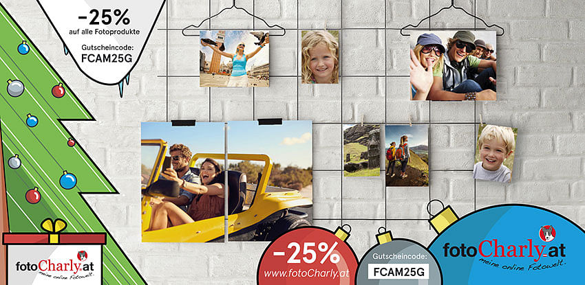 -25% bei FotoCharly