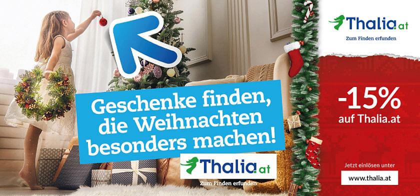 -15% auf Thalia.at