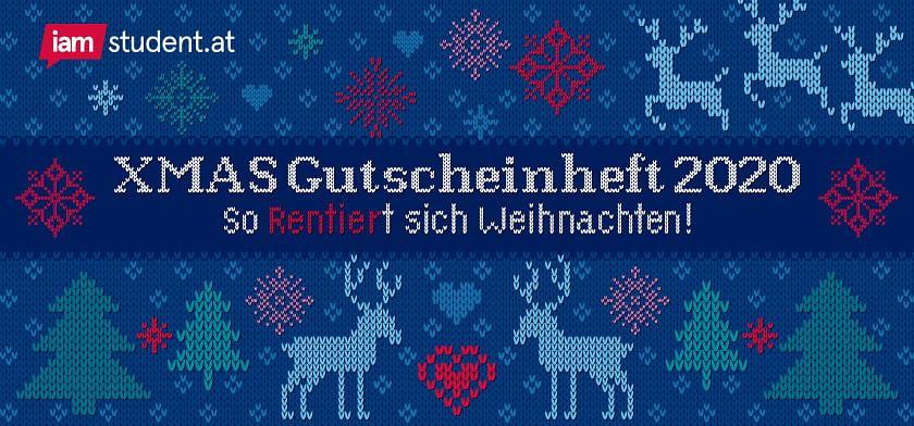 XMAS Gutscheinheft 2020 - So rentiert sich Weihnachten