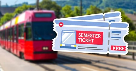 2x1 Semesterticket für das SoSe 2020
