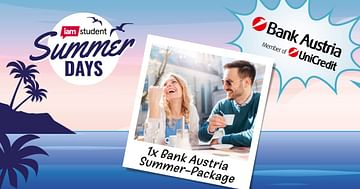 1x Bank Austria Summer-Package