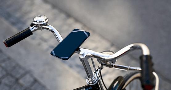 5x1 Dreierset der Finn-Handyhalterung