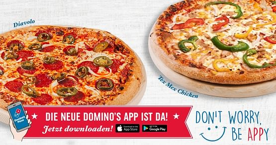 1x Jahresvorrat Pizza zu gewinnen