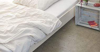 Bett Swebe im Wert von 400€