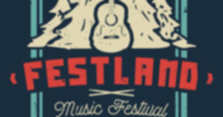 1x2 Festivalpässe und Übernachtung für das Festland Festival