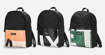3x1 FREITAG Student Backpack zu gewinnen