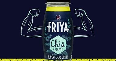 3x2 Trays Friya Superfood Drinks