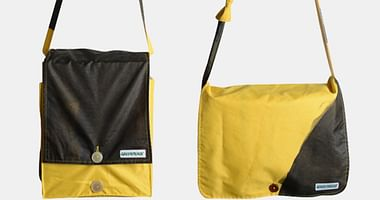 Greenpeace Bannerbags