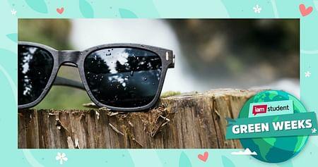 Gewinne eine Sonnenbrille aus Holz
