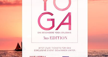 10x2 Tickets für Secret Yoga 3rd Edition