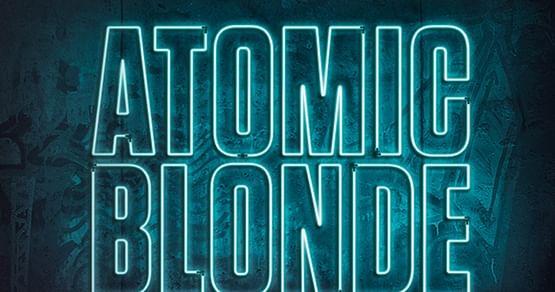 Gewinne Kinokarten für ATOMIC BLONDE