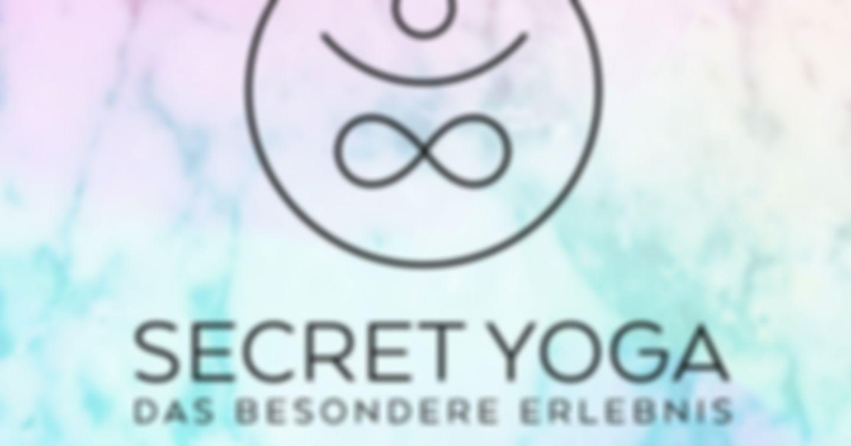 Tickets für Secret Yoga im Dezember