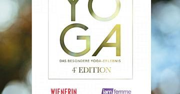 10x2 Tickets für Secret Yoga 4th Edition