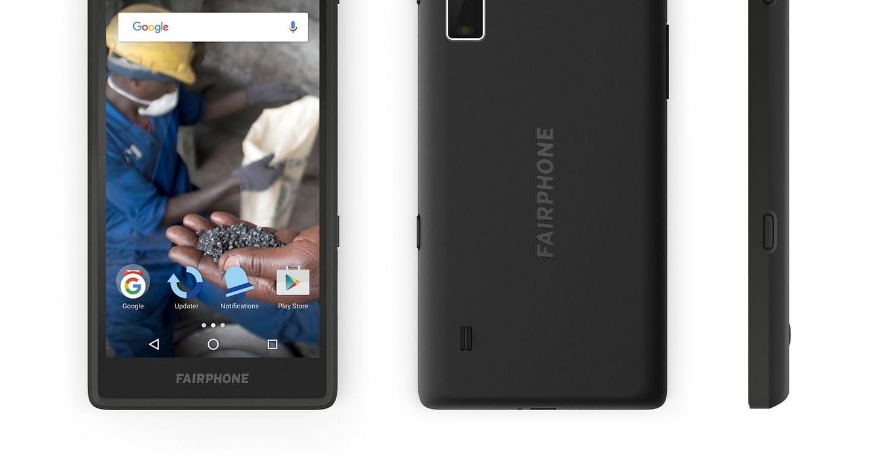 1 x Fairphone 2