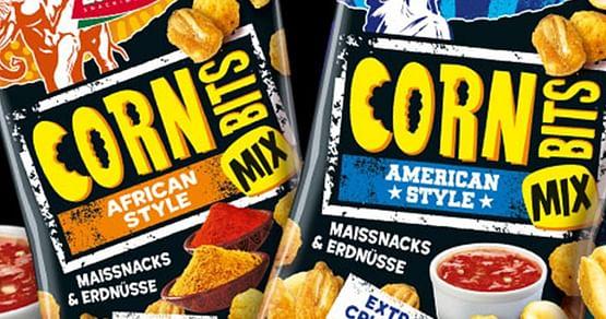 10x1 Jahresvorrat Corn Bits Mix!