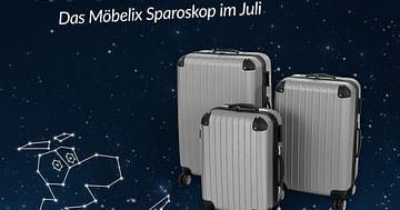3x1 Kofferset von Möbelix!