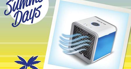 2x eine Klimaanlage