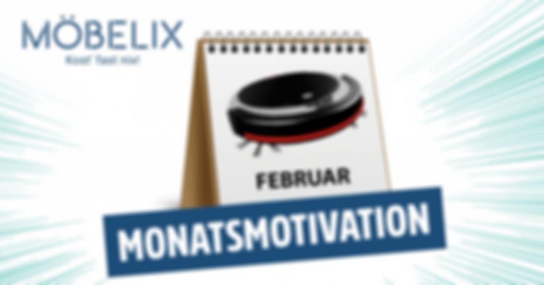 Gewinne 2x1 Staubsaugerroboter von Möbelix!