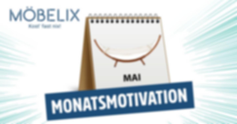 Gewinne 2x1 Hängematte von Möbelix!