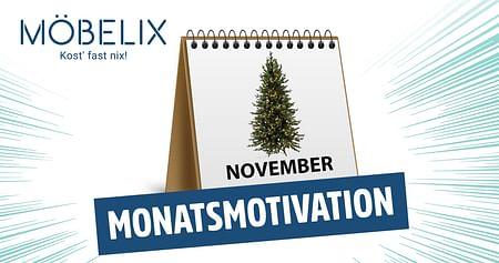 Gewinne 2x1 Weihnachtsbaum von Möbelix!