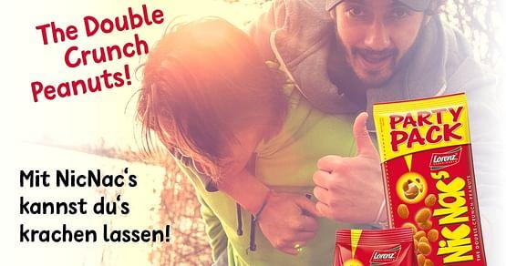 10x1 Snackpakete von Lorenz