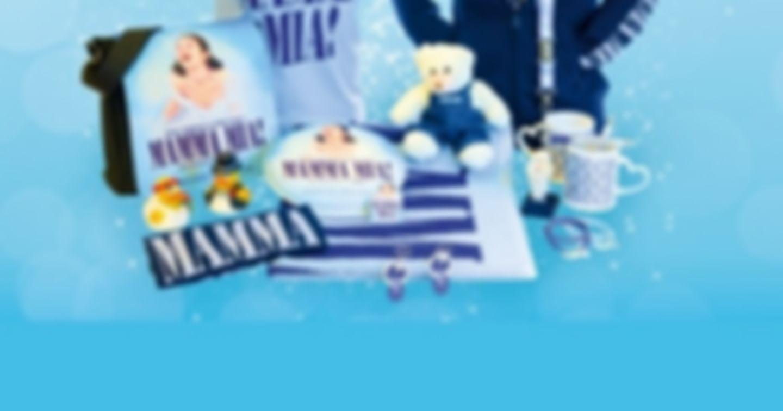3 MAMMA MIA! Fan-Packages