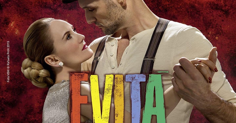 2x2 Tickets für EVITA