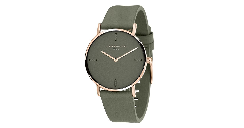 Gewinne eine LIEBESKIND Damen-Armbanduhr